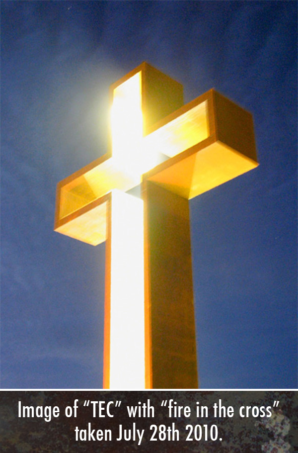 Power Of God 171 The Cross At Kerrville